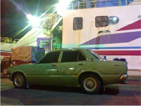 kirim mobil sedan surabaya dengan kapal cepat