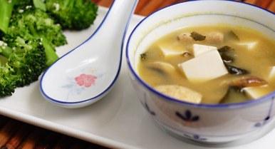 gambar resep sup miso lezat dan sehat, manfaat miso dan kandungan gizi