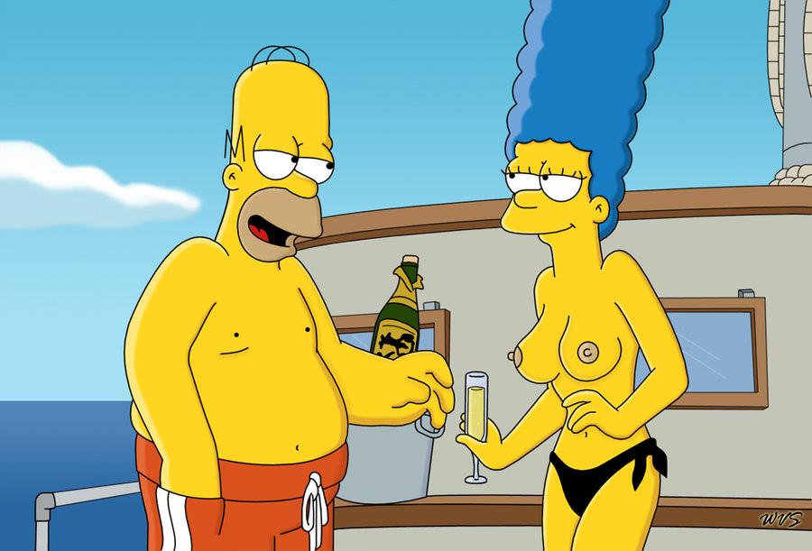 порно симпсоны мардж и арти зифф