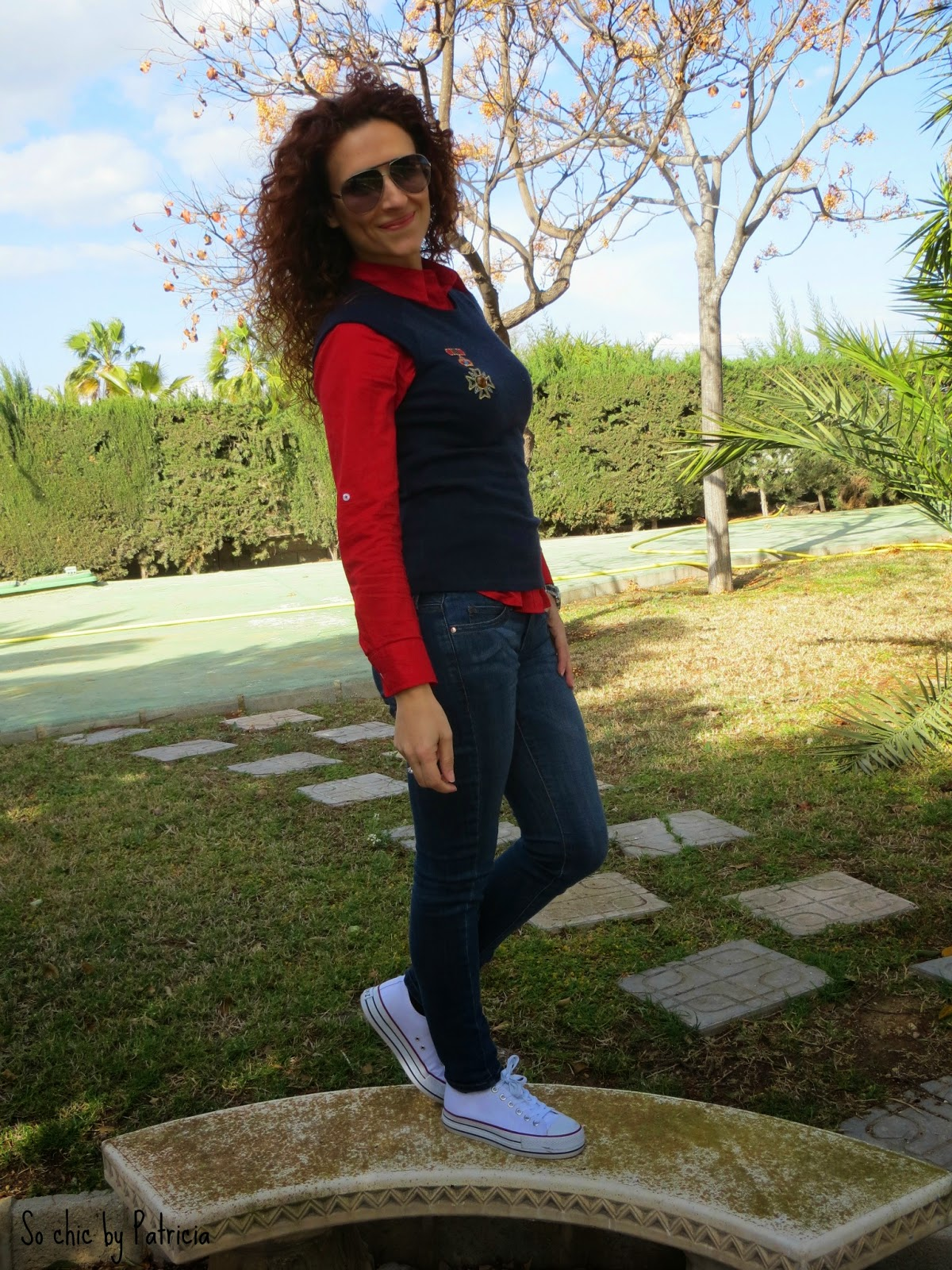 So chic by Patricica_Look Sport Chic