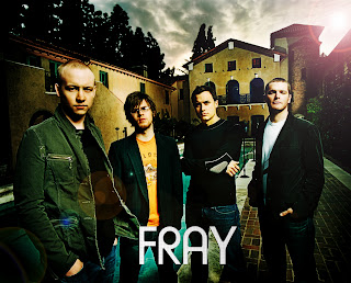 The Fray Band Members Isaac Dave Joe and Ben HD Wallpaper