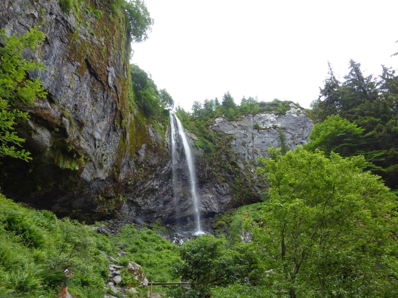 bienvenue sur notre rando la grande cascade 224 mont dore dept du puy de d 244 me
