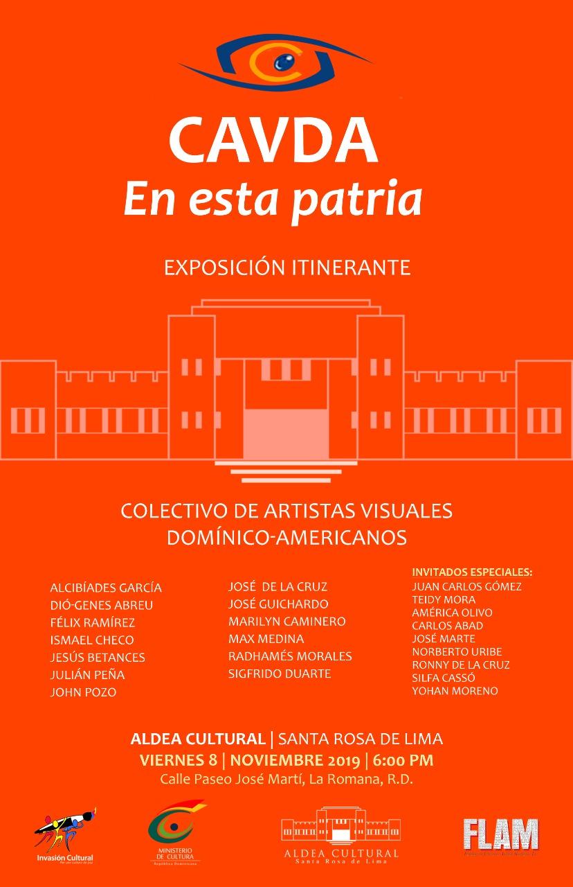 Expo CAVDA Aldea Cultural