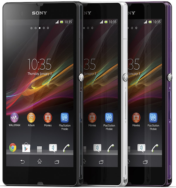 SONY XPERIA Z New Mobile Phone Last Photos and Images 11