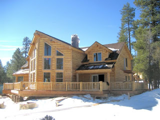 Avalon Log Homes