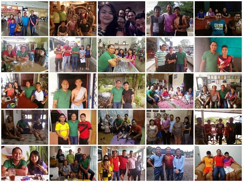 Kenangan Akhir di Bumi Sibu Sarawak Dengan Pelajar
