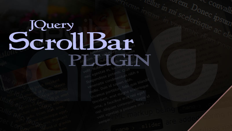 Best Free JQuery Scrollbar Plugin