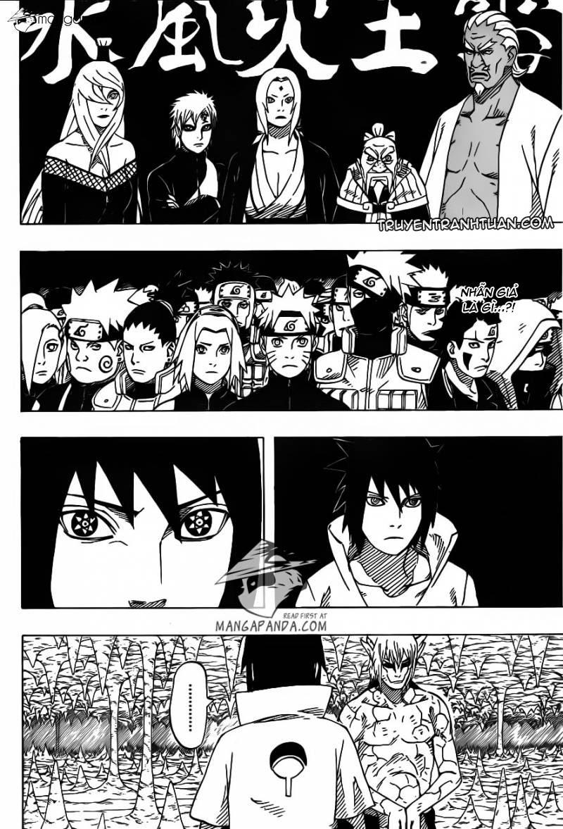 Naruto - Chapter 592 - Pic 2