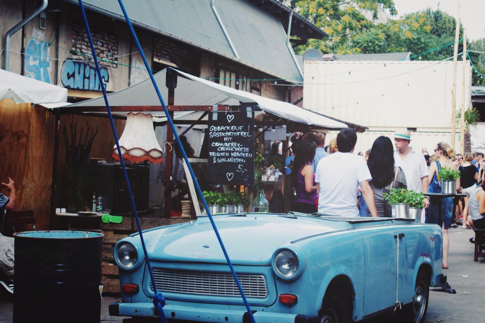 Village Market @ Neue Heimat // It's Brogues © Brogues Cozens-McNeelance