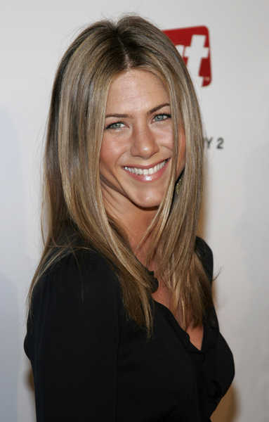 Jennifer Aniston Hair Pictures. jennifer aniston hair color