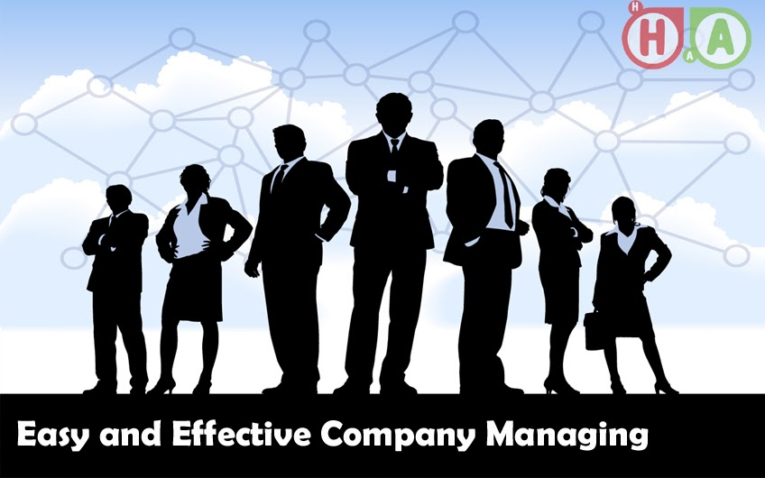 Easy and Effective Company Managing