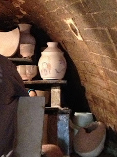 Lidded Jar in Anagama Kiln by Future Relics
