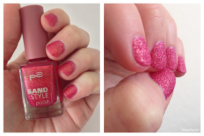 Nail of the Day - Sand Style Lack lovesome von P2