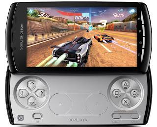 Sony Ericsson Experia Play  PSP