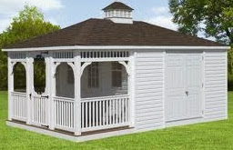 Pool House Cabanas Summerwood Custom Prefab Pool House Kits