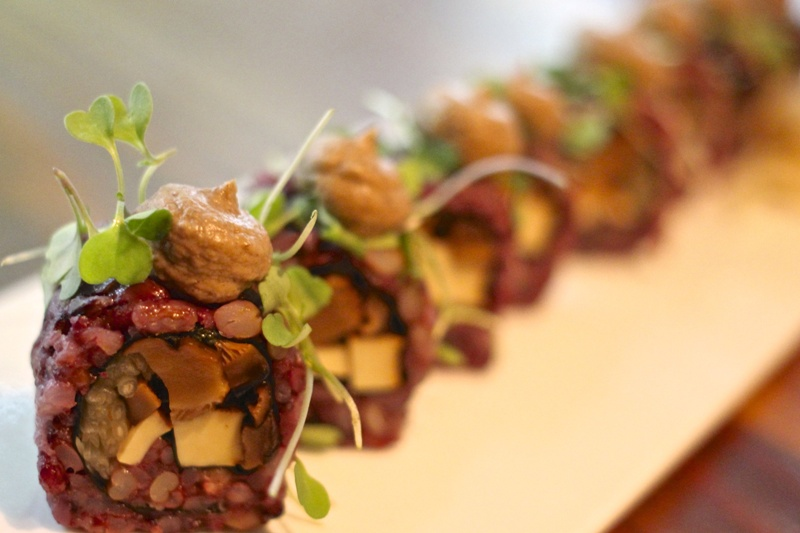 Zsus vegan pantry the vegetarian flavor bible giveaway karen page enthusiasts of japanese cuisine welcomed manhattans vegan michelin starred restaurant forumfinder Images