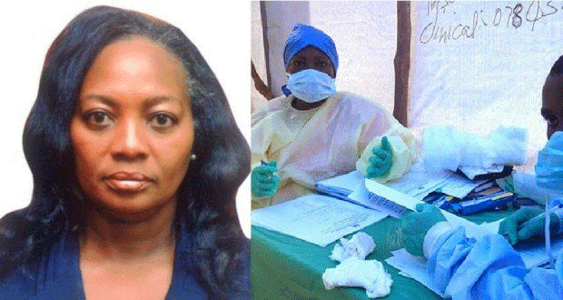 Ebola: Late Dr. Adadevoh's Family Threatens To Go To Court Over Movie
