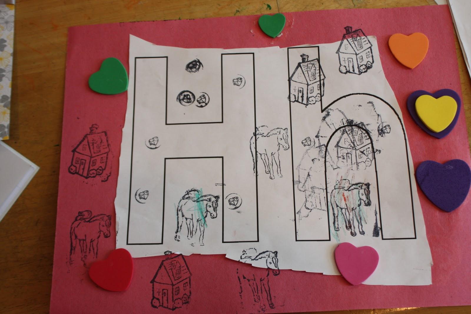 Alphabet Letter Q Preschool Activities and Crafts