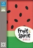 Fruit of the Spirit Bible Give-Away