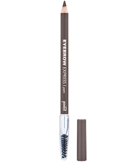 Preview: p2 Limited Edition: Brave and Beautiful - eyebrow express pen (Standardsortiment) - www.annitschkasblog.de