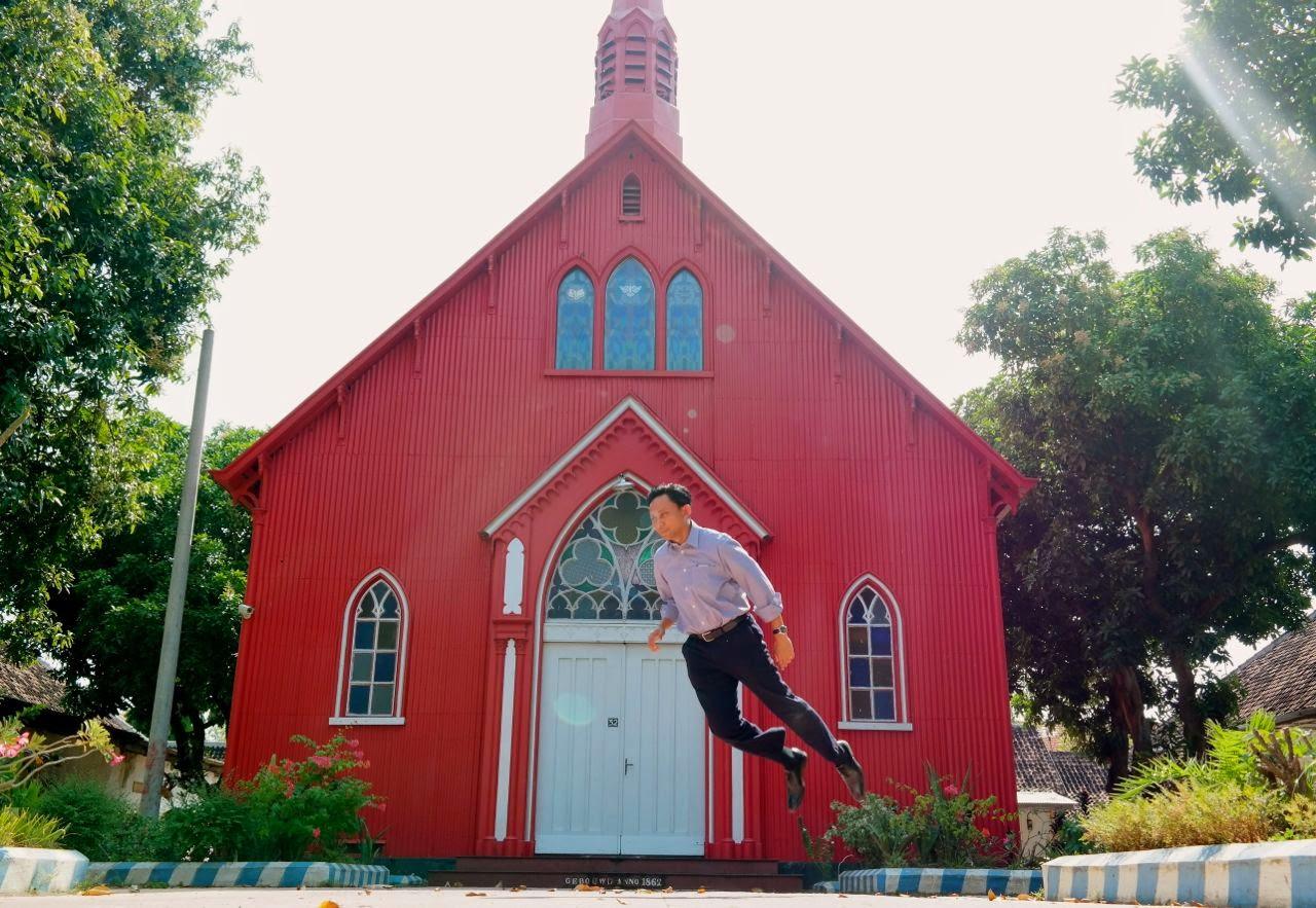 Objek Wisata Bersejarah di Probolinggo Gereja Tua
