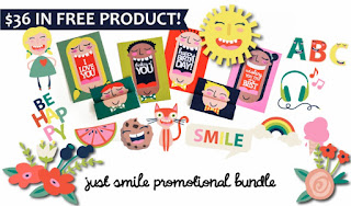 Just Smile Promotion