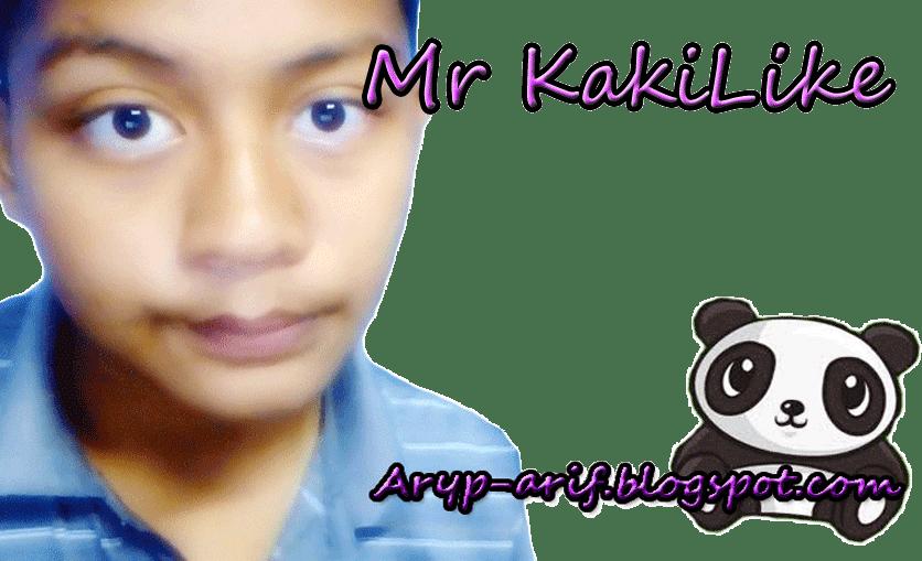 !ஜKisah Encik KakiLikeஜ!