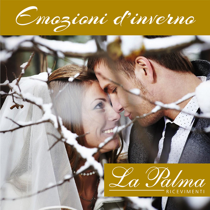 Matrimonio d'inverno a Bergamo