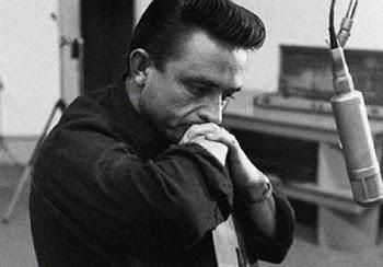 Neil Diamond y Johnny Cash. Hombres sin suerte.