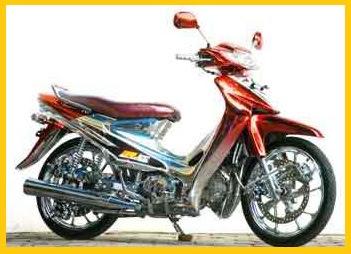 Modifikasi Motor Suzuki Smash 110_Crhoom Body Konsep-Gambar foto Modifikasi Terbaru 2.jpg