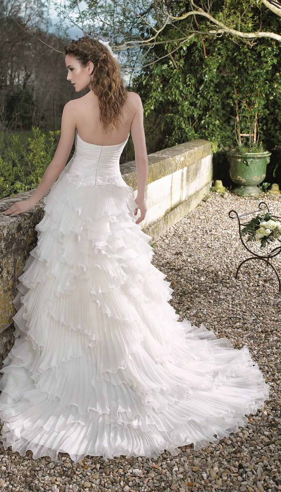 Billig Hochzeitskleider 2015