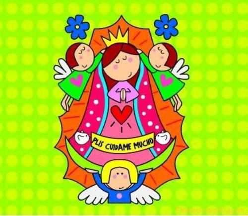 Imagenes de la virjensita de Guadalupe - Imagui