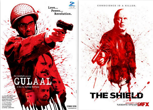 Indian Film Posters inspired from Foreign Movies - Part II
