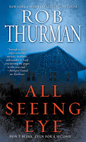 All Seeing Eye Rob Thurman Cover