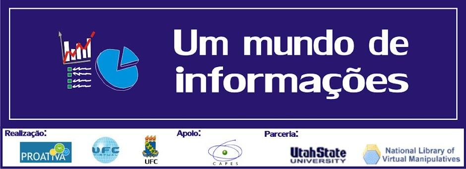 Um mundo de informações