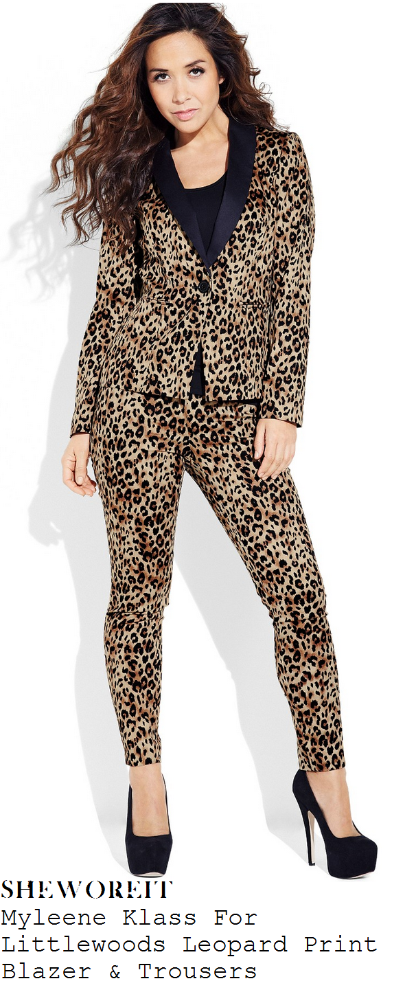 myleene-klass-leopard-print-suit