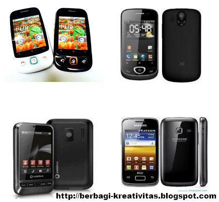 Handphone Android Murah Terbaru