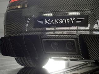 Mansory Cyrus