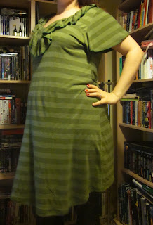 Jersey Maternity Dress