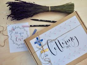 Kits de Lettering