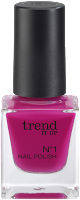 Preview: Die neue dm-Marke trend IT UP - N°1 Nail Polish 060 - www.annitschkasblog.de