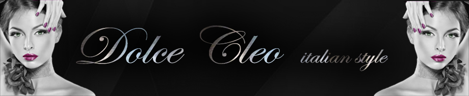 Dolce Cleo italian style