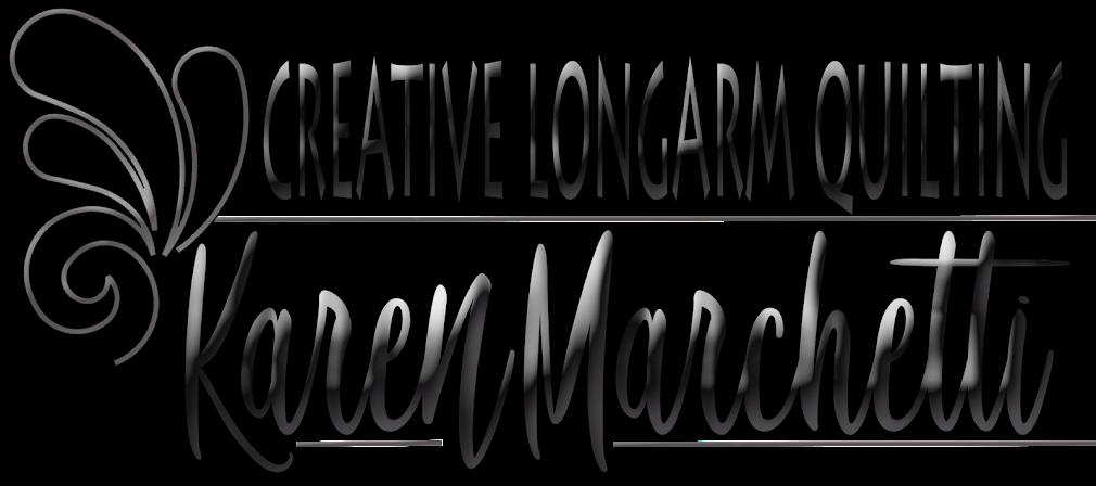 Creative Longarm Quilting by Karen Marchetti