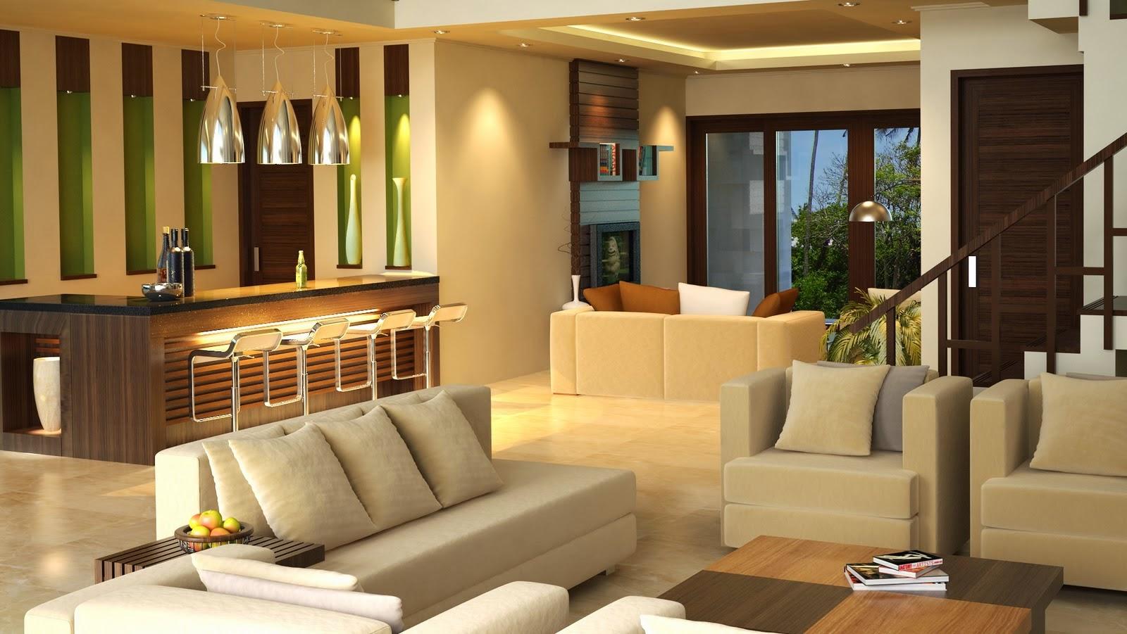 gambar interior rumah minimalis tipe 54