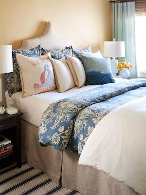 dormitorios estilo marinero