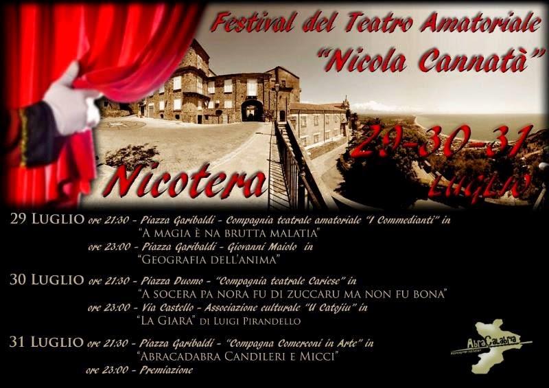 Festival del teatro 2013