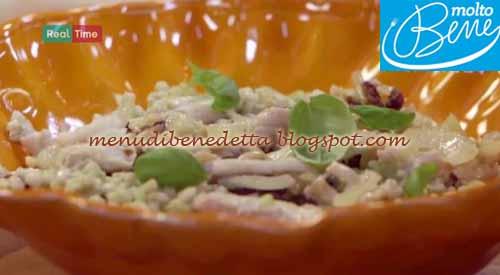 Insalata d'orzo ricetta Parodi per Molto Bene