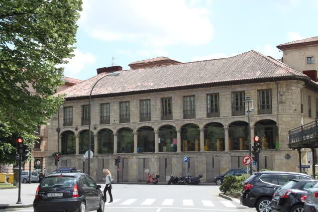 Patrimonio arquitect nico de asturias palacio de - Arquitectos aviles ...