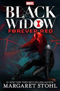 Review: Black Widow: Forever Red by Margaret Stohl