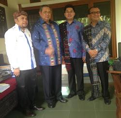 SBY Duta Geopark Kaldera Toba, UNPRI Serius Daftarkan Danau Toba di GGN UNESCO
